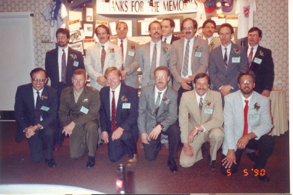 1990 Team Reunion